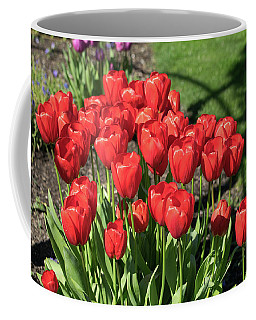 Red Royalty Coffee Mug