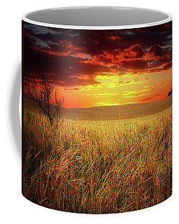 Red Skies Coffee Mug
