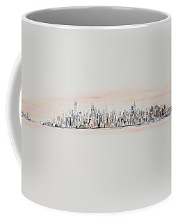 Red Sky Coffee Mug