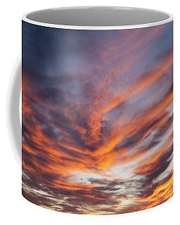 Red Sky Coffee Mug