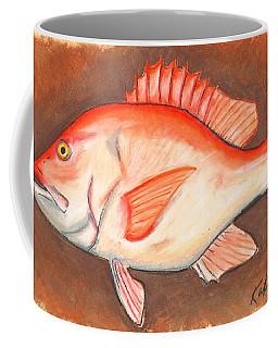 Red Snapper Coffee Mug