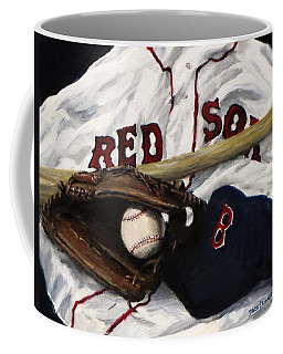 Red Sox Number Nine Coffee Mug