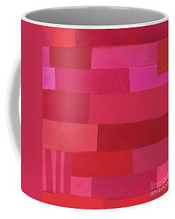 Red Stripes 1 Coffee Mug