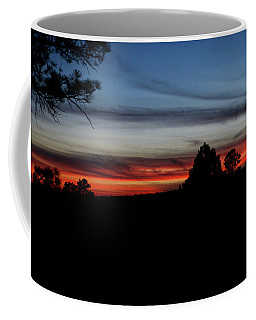 Red Sunset Strip Coffee Mug