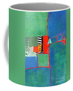 Red Thread Coffee Mug