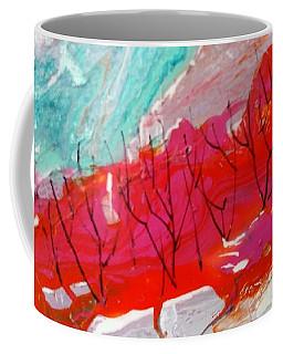 Red Tips Coffee Mug