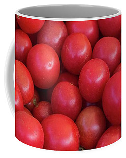 Red Tomatoes Coffee Mug by Nance Larson
