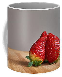 Red Trio Coffee Mug
