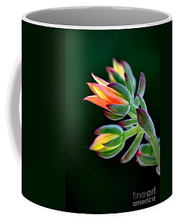 Red Velvet Coffee Mug by Deb Halloran