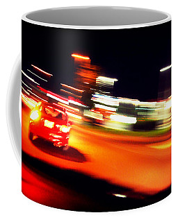 Red Vision Coffee Mug