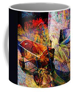 Red Wagon Coffee Mug