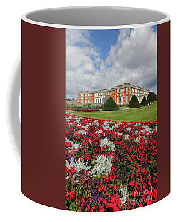 Red White And Blue At Hampton Court Coffee Mug