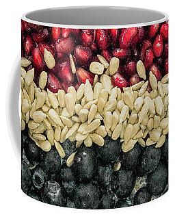 Red White Blue Power Breakfast Coffee Mug