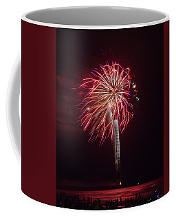 Red White Blue Coffee Mug