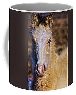 Red Willow Pony Coffee Mug