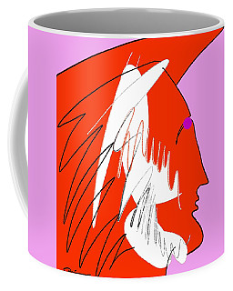 Red Wing Coffee Mug