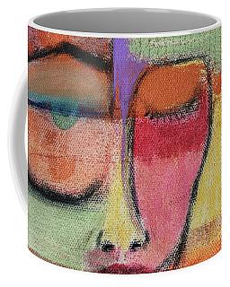 Red Wisdom Coffee Mug