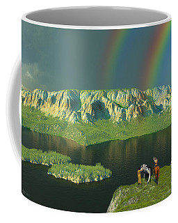 Redemption For An Angry Sky Coffee Mug