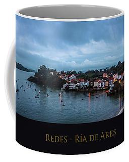 Redes Ria De Ares La Coruna Spain Coffee Mug by Pablo Avanzini