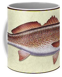 Redfish Id Coffee Mug
