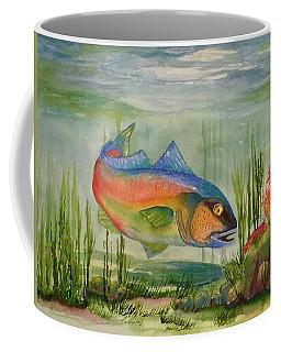 Rainbow Fish Coffee Mug