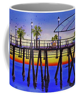 Redondo Beach Pier Coffee Mug