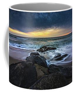 Coffee Mug featuring the photograph Redondo Beach Sunset by Andy Konieczny