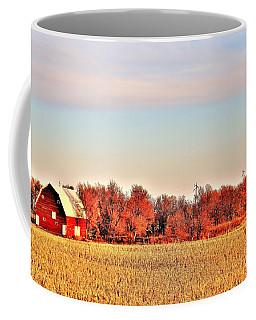 Reds And Oranges Coffee Mug