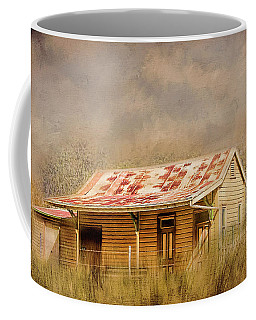 Coffee Mug featuring the photograph Redundant by Wallaroo Images