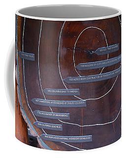 Redwood History Coffee Mug