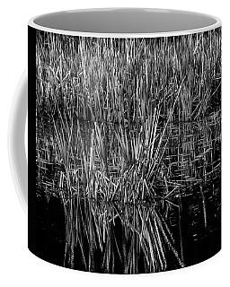 Reeds Reflection  Coffee Mug