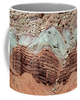 Coffee Mug featuring the photograph Reef Colors by PJ Boylan