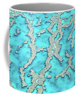 Reef Patterns Coffee Mug