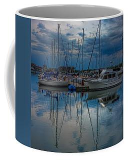 Reefpoint Marina Square Format Coffee Mug
