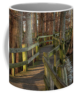 Coffee Mug featuring the photograph Reelfoot Lake 001 by Lance Vaughn