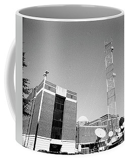 Reese Phifer Hall, Rear View, 2017 Coffee Mug