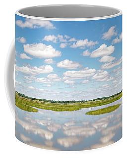 Reflected Clouds - 02 Coffee Mug