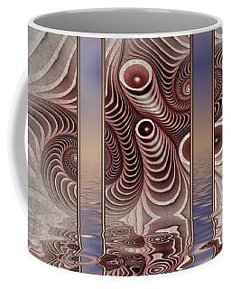 The Broken Fractal Coffee Mug
