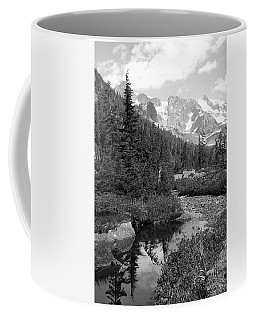 Reflected Pine Coffee Mug