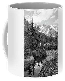 Reflected Pine Coffee Mug