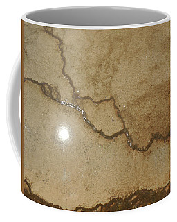 Reflected Sun In Hot Spring Coffee Mug