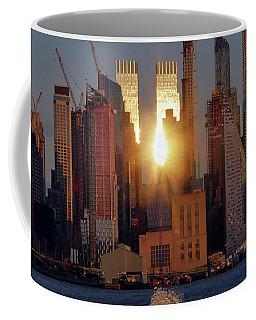 Reflected Sunset Coffee Mug