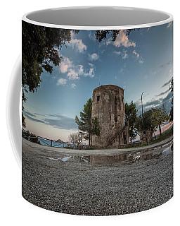 Reflected Tower Coffee Mug