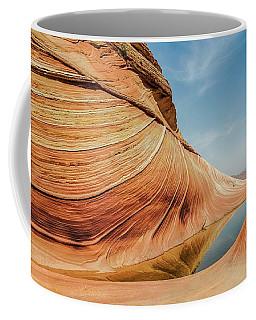 Reflected Wave Coffee Mug