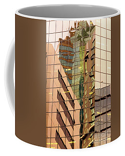 Reflecting Eagle 4 Coffee Mug