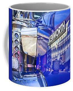 Reflecting On A Kenworth Coffee Mug