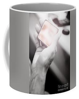 Coffee Mug featuring the photograph Reflecting On Age And Beauty by Jorgo Photography - Wall Art Gallery