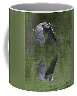 Reflecting On Flight Coffee Mug