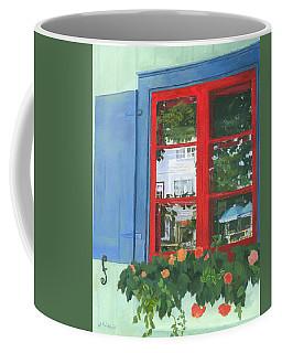 Reflecting Panes Coffee Mug