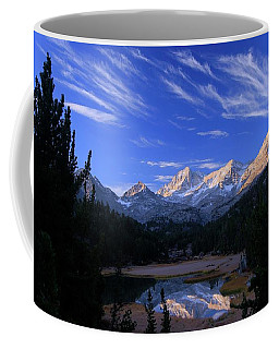 Reflecting Pool Coffee Mug by Sean Sarsfield